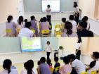 """""""传统文化 国际表达"""" 杭州优尼贝特让下沙孩子们感受不一样的端午"""