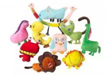 早教--各年龄段适合玩具分别是那些?